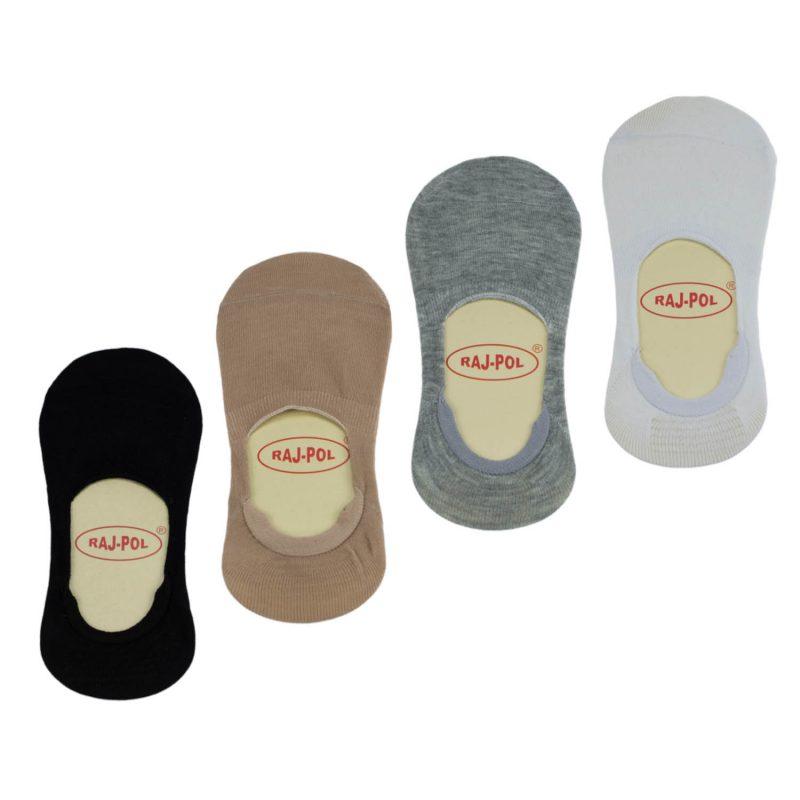 Klasyczne damskie stopki to propozycja dla Pań, które poszukują uniwersalnych rozwiązań oraz produktu na każdą okazję. Stopki znakomicie dopasowują się do stóp zapewniając najwyższy komfort noszenia. Wysoka jakość materiału zapewnia doskonałą cyrkulację powietrza w gorące dni. Świetnie sprawdzą się do każdego rodzaju obuwia, zwłaszcza do sneakersów.