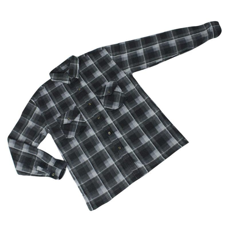 Koszula Flanelowa Męska